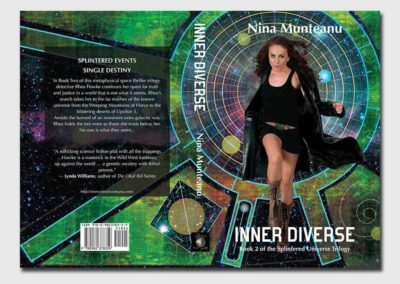 """Inner Diverse"" Book Cover"