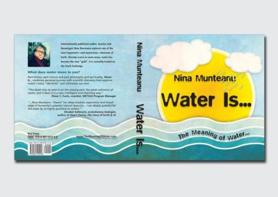 """Water Is..."" Book Cover"