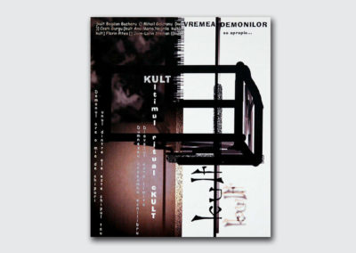 Kult Writers Group Flyer
